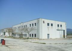 Capannone in Affitto a San Salvatore Telesino - 1600 m²