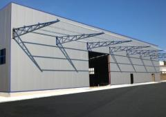 Capannone in Affitto a Teverola - 5000 m²