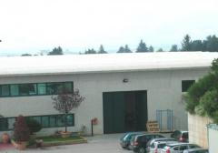 Capannone in Affitto a San Cesareo - 600 m²