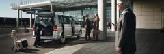 Rental With Driver / Tranfer Minivan Airport Milano Malpensa