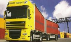 Trasporto a carico completo (Bilico - Autotreni)