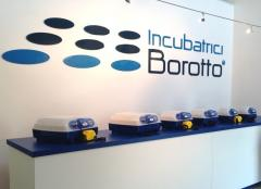 We are looking for distributors - egg incubator - INCUBATRICI BOROTTO - ITALY