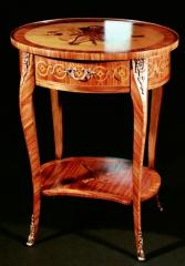 Production inlaid luxury furniture