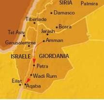 Petra e il Mar Rosso