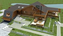 Progetto per casa residenziale