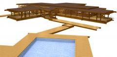 Progetto per Beach Restaurant