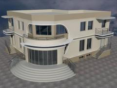 Progettazione ville e case residenziali