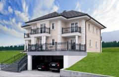 Casa su progetto