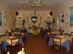 La sala ristorazione