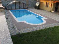 Costruzione piscine personalizzate