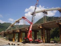 Montaggio Ponte